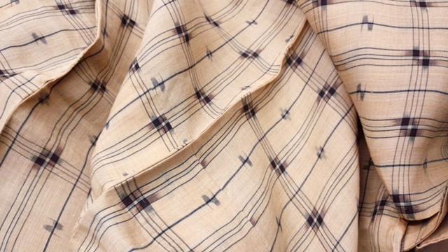 芭蕉布の単衣