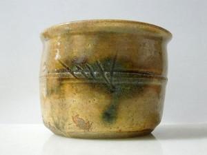 魯山人 茶碗
