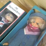 スチュワーデス人形2