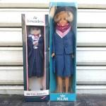 スチュワーデス人形