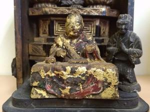 木彫り仏2