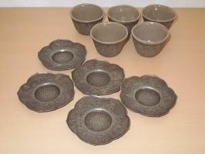 蓮月尼煎茶碗2