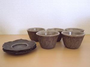 蓮月尼煎茶碗111