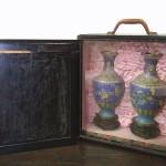 中国七宝花瓶