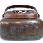 宣徳銅 手炉2