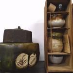 茶道具短冊箱