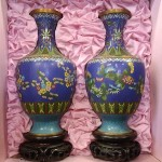 中国七宝花瓶2
