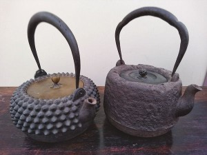 龍文堂鉄瓶1