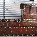 螺鈿 飾り棚5