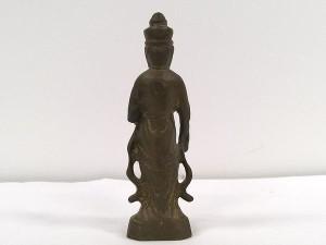 古銅観音菩薩2