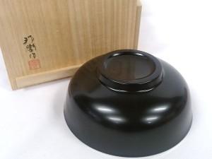 小森邦衛 黒茶碗2