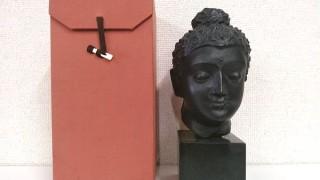 ガンダーラ ストッコ仏頭