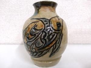 金城次郎 花瓶2