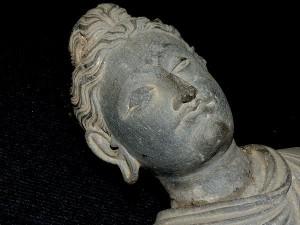 ガンダーラ石仏3