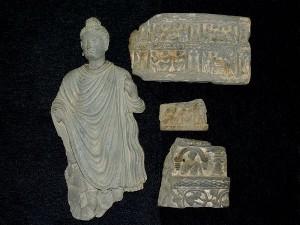 ガンダーラ石仏