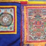 チベット タンカ4