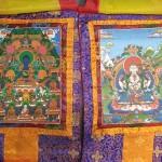 チベット タンカ2