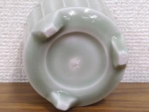 原清 淡緑磁之香炉4