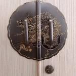 加茂桐箪笥 伝統工芸士坂内純一3