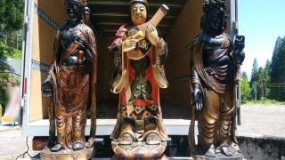 高山 仏像