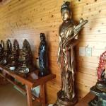 高山出張 仏像3
