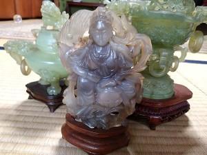 高山 仏像2