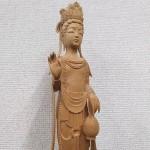 石本武士 菩薩像3