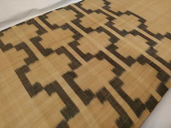 芭蕉布(ばしょうふ)名古屋帯