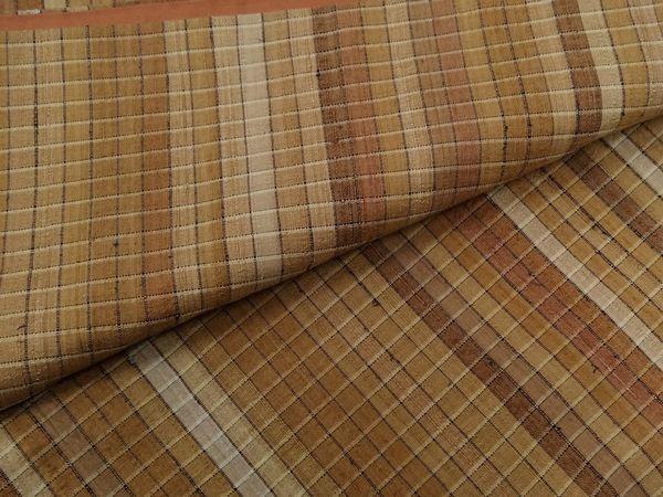 人間国宝:志村ふくみ(しむらふくみ)草木染紬織