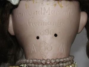 アーモンド・マルセル Armand Marseille 390 2