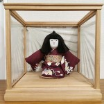 十二世伊東久重木彫り御所人形