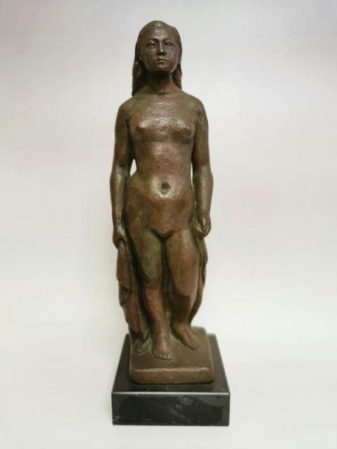 朝倉文夫 裸婦 ブロンズ像