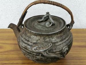 錫製 煎茶道具2
