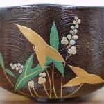 吉田華正 漆茶碗2