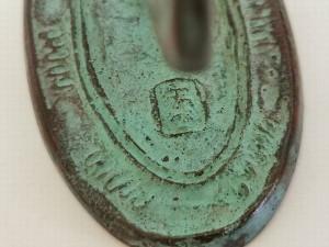 佐々木象堂 鋳銅鳥3