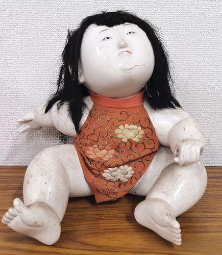 江戸期 御所人形