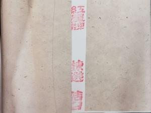 紅星牌 画仙紙3