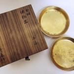 香取秀真 金銅供物器