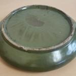 茶葉末釉 水盤3