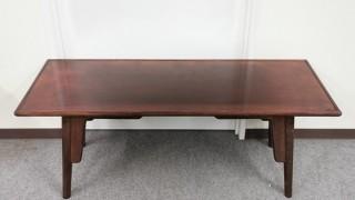 松本民芸家具 ローテーブル