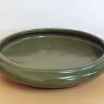 茶葉末釉 水盤