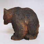 柴崎重行 八雲 木彫り熊2