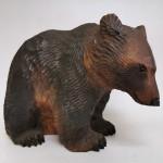 柴崎重行 八雲 木彫り熊