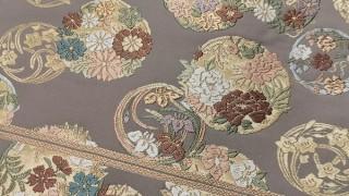 服部織物謹製 青々庵 袋帯2